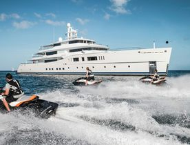 Charter Yacht 'Grace E' Shines at 2015 ISS Design Awards