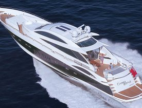 Motor Yacht 'Casino Royale' Offers Special Deal in Ibiza and the French Riviera