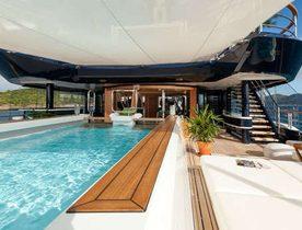 Lürssen to Present Superyacht SOLANDGE at 2014 Monaco Yacht Show
