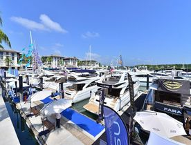 PIMEX Displays Largest Line-Up of Yachts To Date