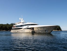Brand New Superyacht LILI To Attend The Monaco Yacht Show 2017