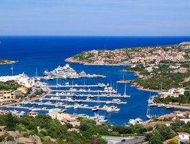Marina di Porto Cervo set to attract even more yacht charters