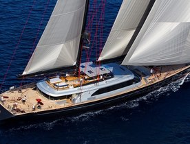 Sailing Yacht SEAHAWK Reveals Special Rate for Charters in St Maarten