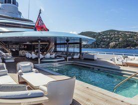 Oceanco Motor Yacht JUBILEE Wins Two Monaco Yacht Show Awards 2017