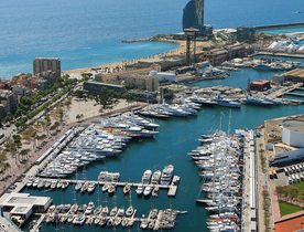 Barcelona to host next three editions of The Superyacht Show