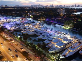 New joint ticket option unveiled for 2 major Miami yacht shows