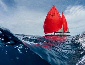 Perini Navi sailing yacht SEAHAWK offers Caribbean charter deal