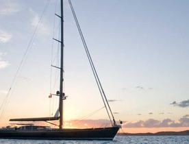 S/Y MOONBIRD Arrives in the Caribbean