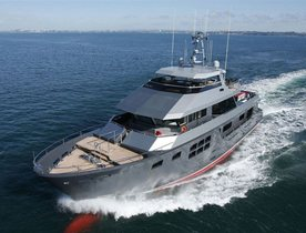 Superyacht VvS1 Offering New Zealand Charters