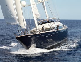 Charter Yacht 'SILENCIO' Gets New Set of Sails For 2013 Perini Cup