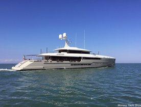 Video: First Look Inside Rossinavi Charter Yacht 'Endeavour II'