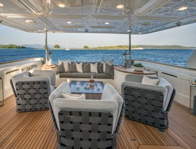 Mediterranean yacht charter special with superyacht 'Seventh Sense'