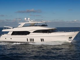 Luxury yacht ENTREPRENEUR joins Caribbean charter fleet