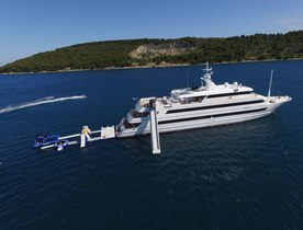 Special offer on Caribbean yacht charters aboard luxury yacht KATINA