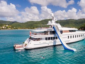 Feadship superyacht GLADIATOR unveils new look