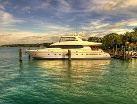 M/Y ACQUAVIVA Offered for Charter with 33ft Tender