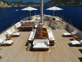 Neo Classic Yacht NERO Offers Charter Deal