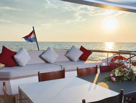 Superyacht JOYME Available For Valentine's Charter