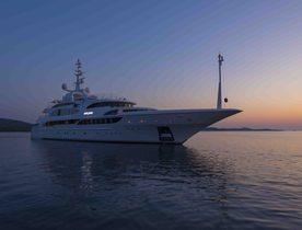 BISTANGO Yacht Back on Charter Market as Luxury Yacht 'Mine Games'