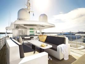 Expedition Yacht ANDA Open for Charter in Western Australia