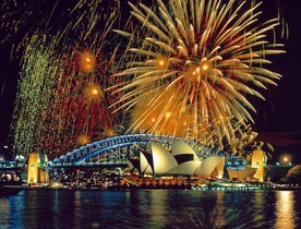 How to Celebrate New Year's Eve aboard a Superyacht in Sydney