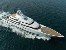 Lurssen's superyacht MADSUMMER to make world debut at Monaco Yacht Show 2019