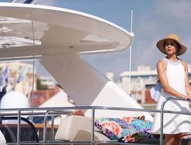 VIDEO: Day 1 Of The Cannes Yachting Festival