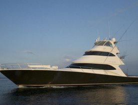 Enjoy a sportsfisher yacht charter in Fiji on board 'Ata Rangi' this summer