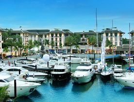 New Superyacht Facility Confirmed for Thailand