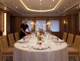 Superyacht OASIS Available to Secure for Cannes Film Festival 2016