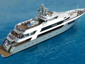 Charter Refitted MY SEANNA at Reduced Rate