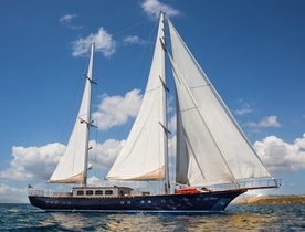 Sailing Yacht 'LE PIETRE' Available to Charter in the East Mediterranean