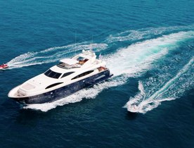 Charter Yacht Celtic Dawn Has Last Minute Availability
