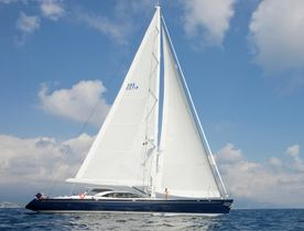 Sailing Yacht NOSTROMO has Late Charter Availability