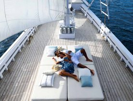 Luxury Phinisi ALEXA Opens for Romantic Charters in Indonesia
