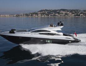 Charter Yacht AQUA BLUE IRELAND - The James Bond-esque Style Charter Yacht