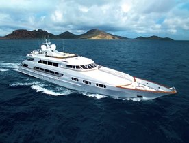 Trinity Yacht Encore New To The Charter Fleet
