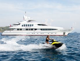 Superyacht 'Seven Sins' Open for Autumn Charters in Tahiti