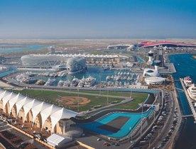 Build-Up for Abu Dhabi Grand Prix 2014 Begins