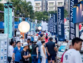 Singapore Yacht Show 2018 attracts stellar line-up of exhibitors