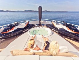 Superyacht 'M Ocean' Available For Last Minute Charter Vacation