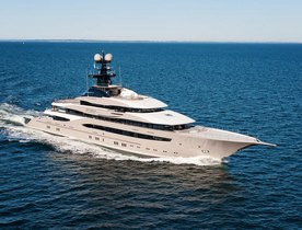 Superyacht KISMET Withdraws from FLIBS 2015 Line-Up Due to Charter Demand