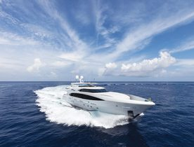 Award-Winning Superyacht 'Finish Line' Now Available For Charter