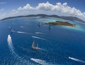 Caribbean Superyacht Regatta and Rendezvous 2014