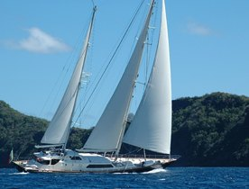 Sailing Yacht 'CLAN VI'  Lowers Rate for Christmas Charters in Southeast Asia