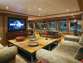 Superyacht 'Seven Sins' Offers Christmas Charter in the Caribbean