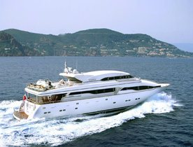 Last Minute Offer on WHEELS Charter Yacht
