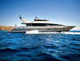 Luxury Motor Yacht DALOLI Offers Special Rate