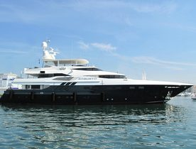 Special Offer on Charter Yacht ROBUSTO