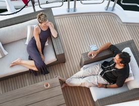 Celebrate New Year in the Caribbean aboard superyacht 'Far From It'